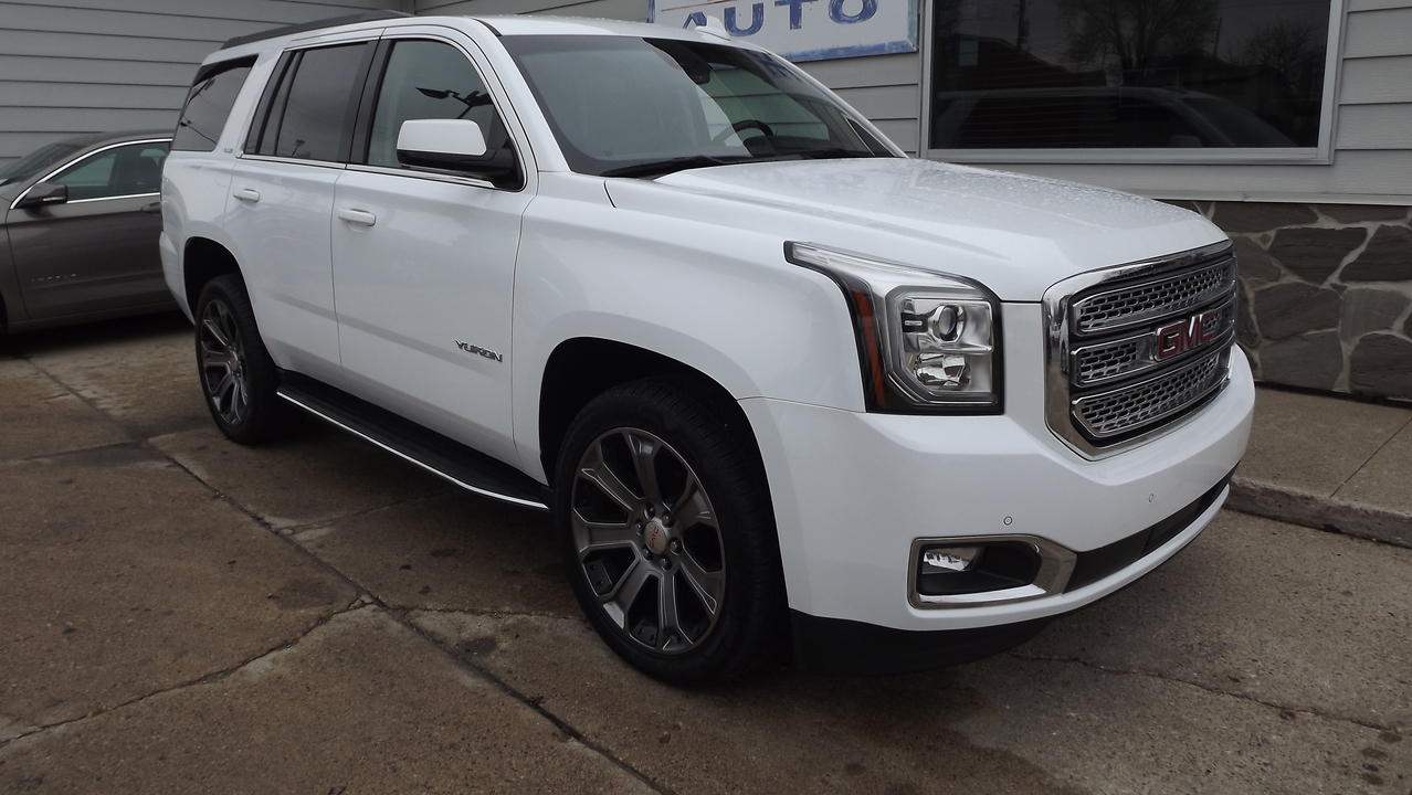 2016 GMC Yukon SLE  - 160959  - Choice Auto