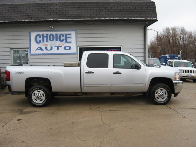 Good 2012 Chevrolet Silverado 2500HD LT 4X4 CRE CAB LONG BOX!!