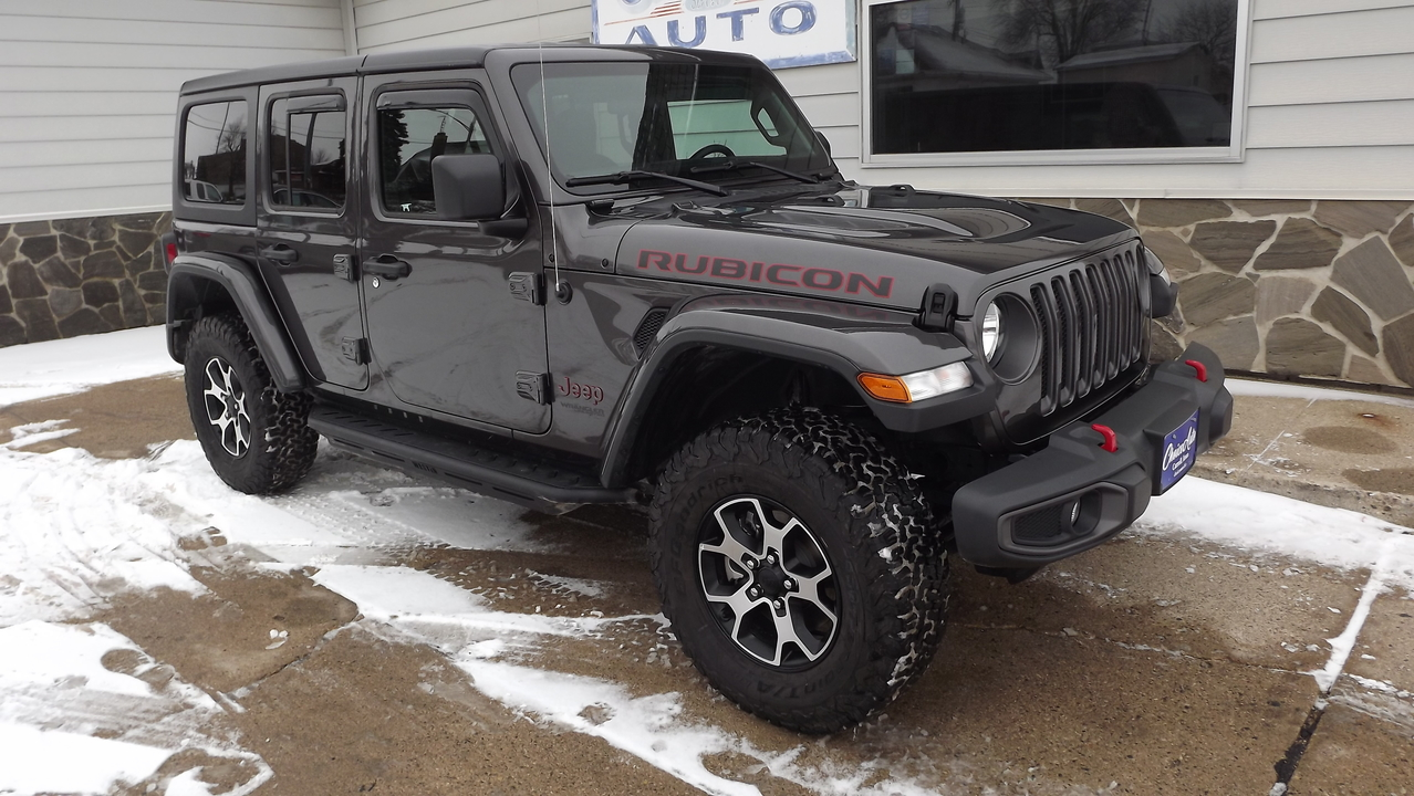 2020 Jeep Wrangler Rubicon  - 160967  - Choice Auto