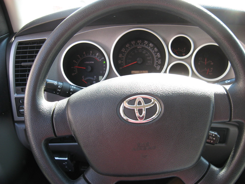 2012 Toyota Tundra  - Choice Auto