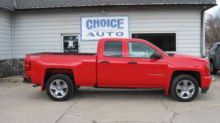 2016 Chevrolet Silverado 1500 Custom for Sale  - 160665  - Choice Auto