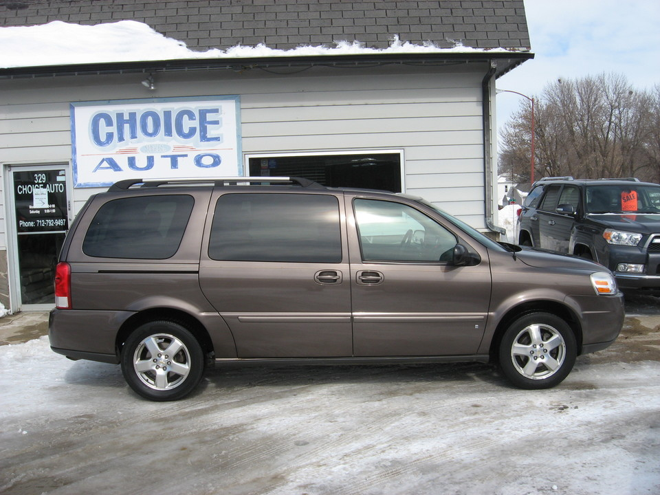 2008 Chevrolet Uplander  - Choice Auto
