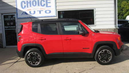 2016 Jeep Renegade Trailhawk for Sale  - 160519  - Choice Auto