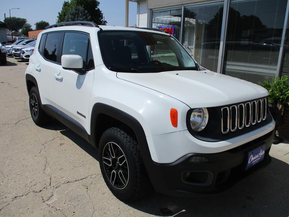 2015 Jeep Renegade Latitude  - 161627  - Choice Auto