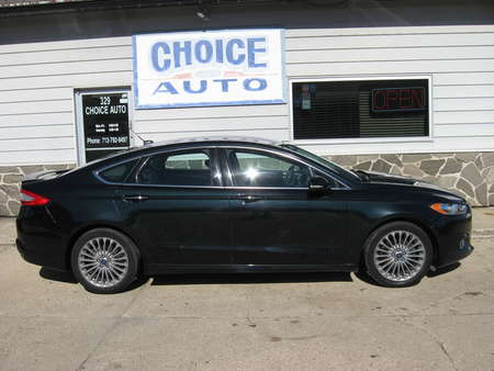 2014 Ford Fusion Titanium for Sale  - 160550  - Choice Auto