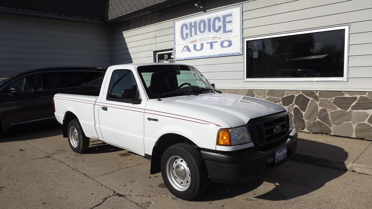 2005 Ford Ranger  - Choice Auto