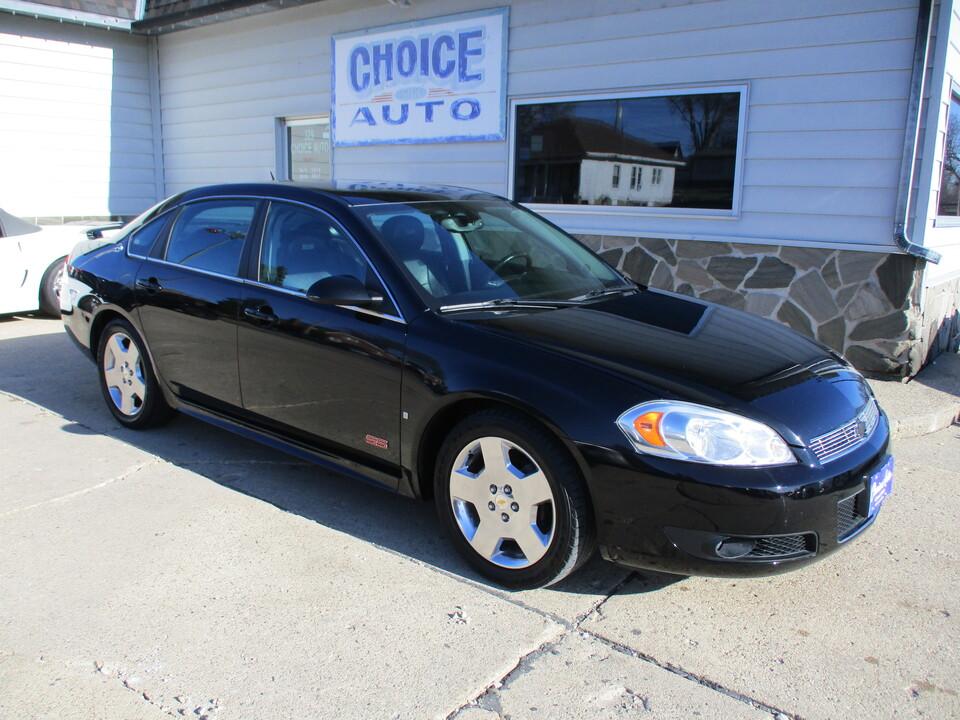 2009 Chevrolet Impala  - Choice Auto