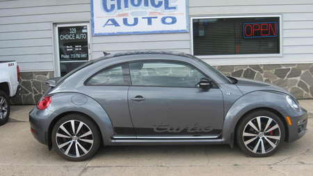 2014 Volkswagen Beetle Coupe 2.0T Turbo R-Line w/Sun/Sound/Nav for Sale  - 1  - Choice Auto