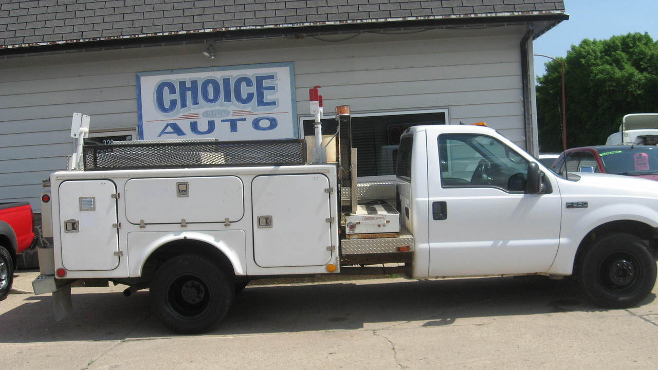 2000 Ford F-350  - Choice Auto