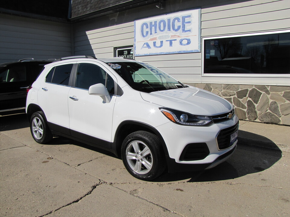 2017 Chevrolet Trax  - Choice Auto