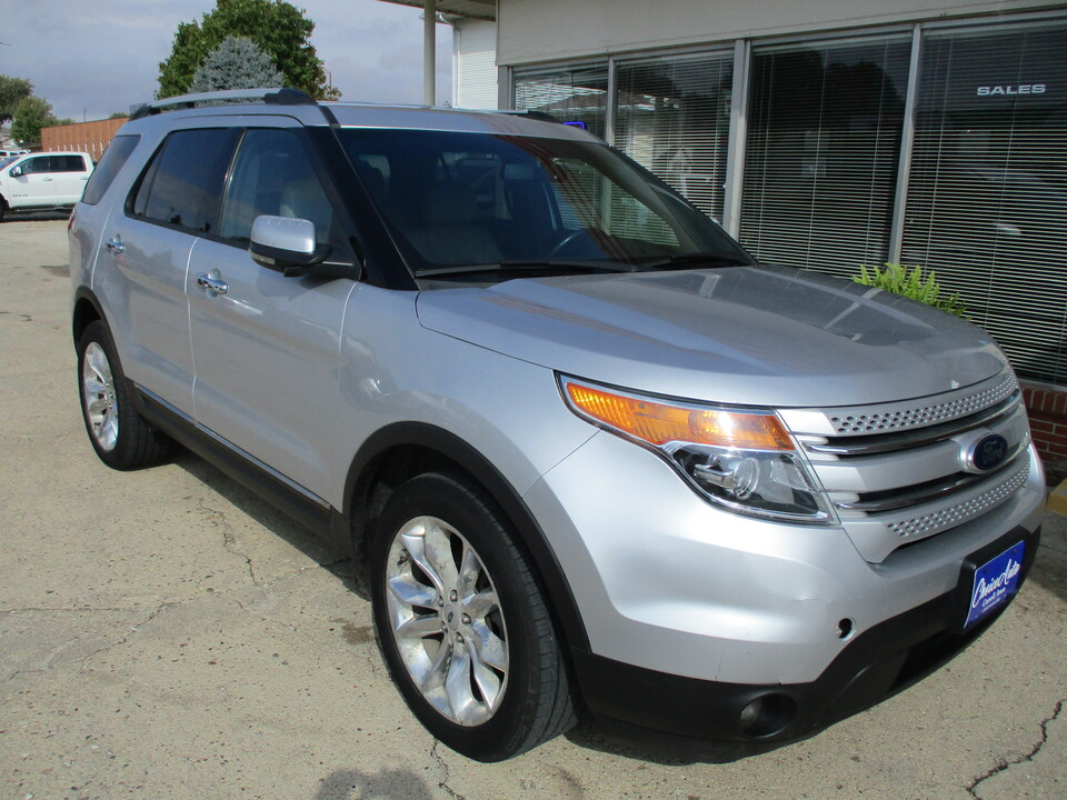 2013 Ford Explorer Limited  - 161672  - Choice Auto