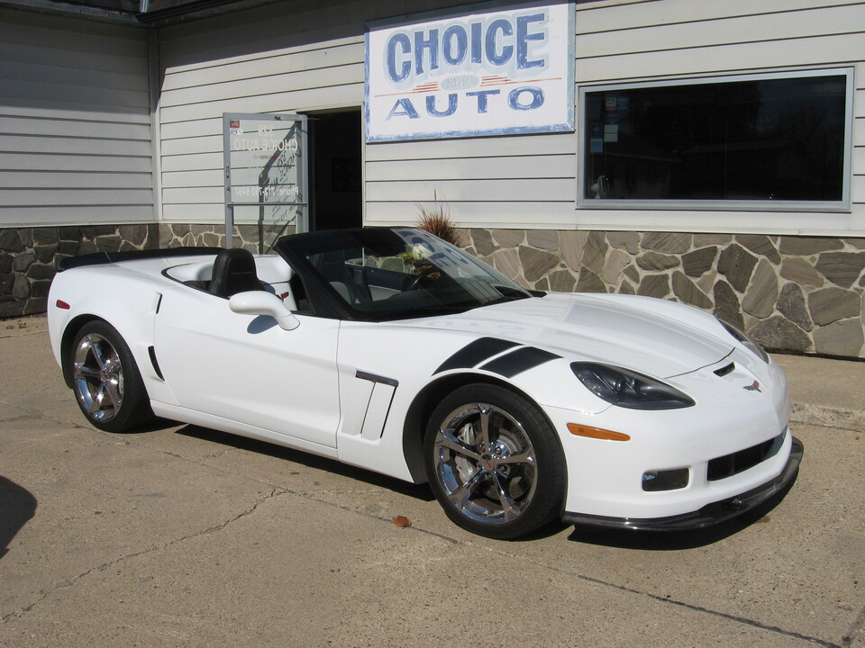 2011 Chevrolet Corvette  - Choice Auto