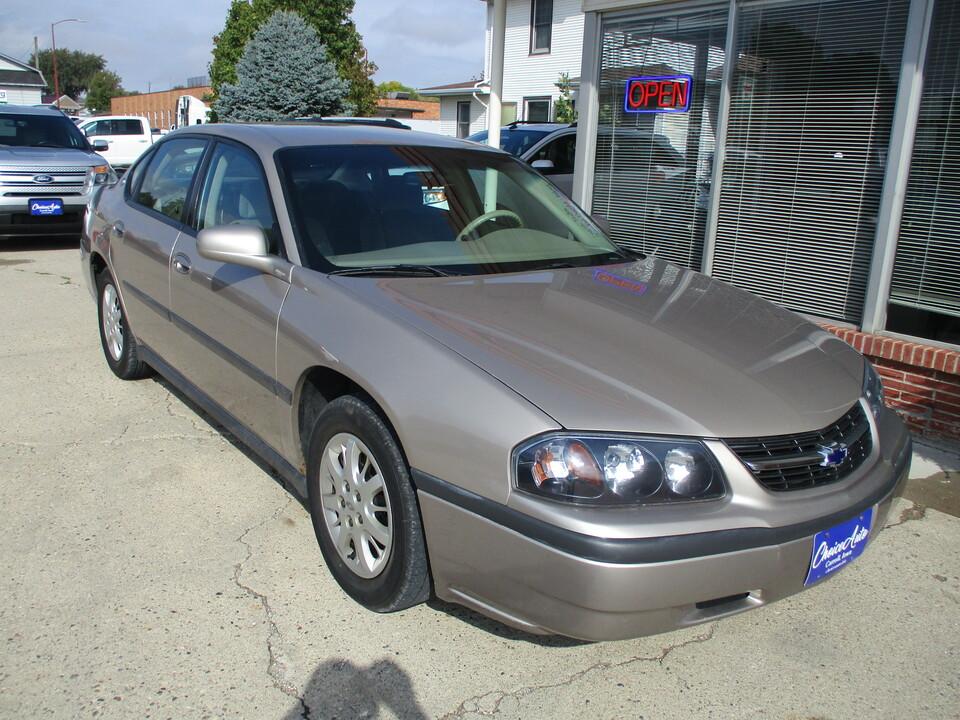 2001 Chevrolet Impala  - Choice Auto