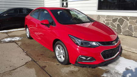2017 Chevrolet Cruze LT for Sale  - 160920  - Choice Auto