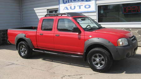 2002 Nissan Frontier XE for Sale  - 160445  - Choice Auto