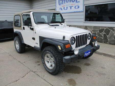 2000 Jeep Wrangler SE for Sale  - 161452  - Choice Auto