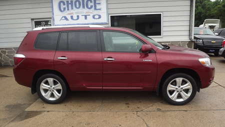 2010 Toyota Highlander Limited for Sale  - 160769  - Choice Auto