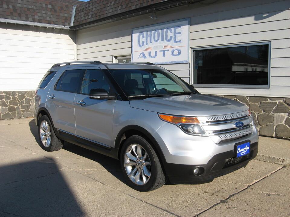 2013 Ford Explorer XLT  - 161228  - Choice Auto