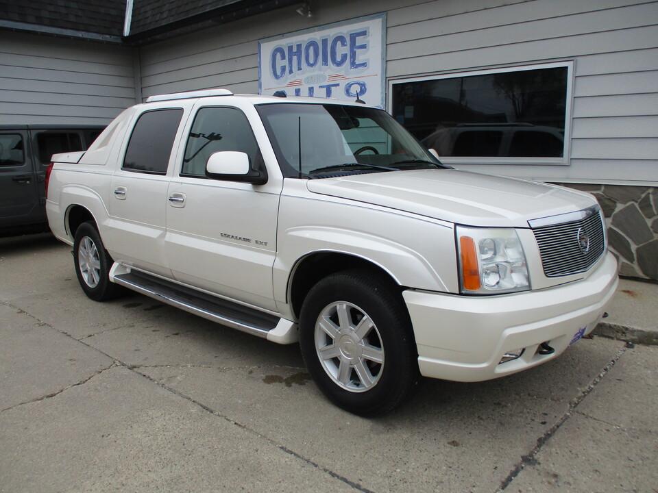 2004 Cadillac Escalade EXT  - 161479  - Choice Auto