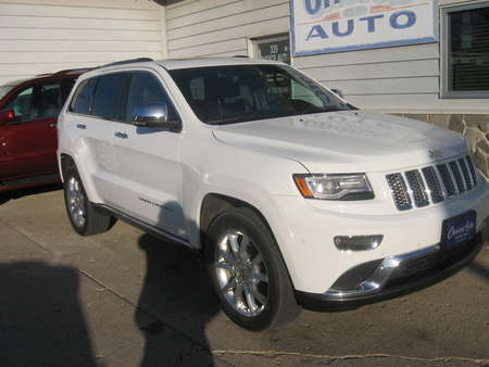 2014 Jeep Grand Cherokee Summit for Sale  - 160361  - Choice Auto