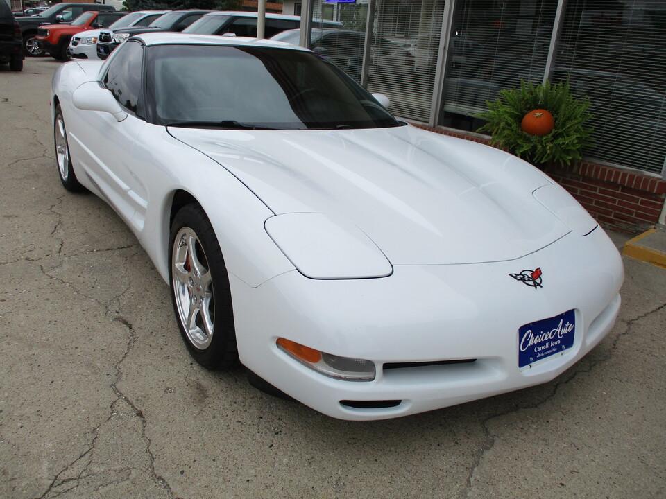 1998 Chevrolet Corvette  - 161716  - Choice Auto