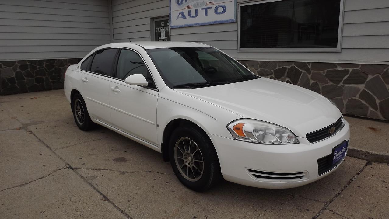 2008 Chevrolet Impala  - Choice Auto