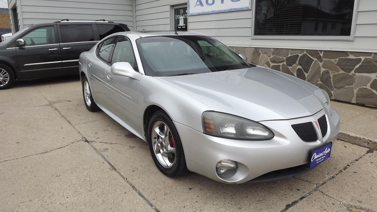 2004 Pontiac Grand Prix  - Choice Auto