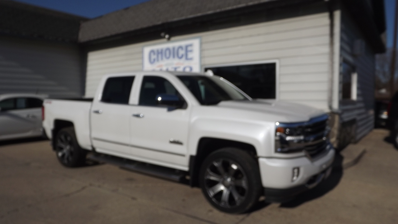 2016 Chevrolet Silverado 1500 High Country  - 160933  - Choice Auto