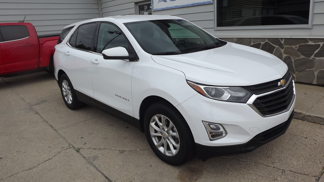 2018 Chevrolet Equinox LT  - 160804  - Choice Auto