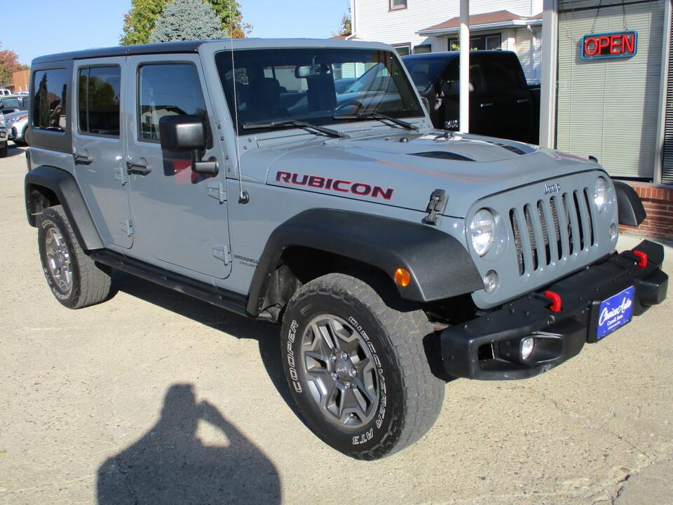 2015 Jeep Wrangler Rubicon Hard Rock  - 161750  - Choice Auto