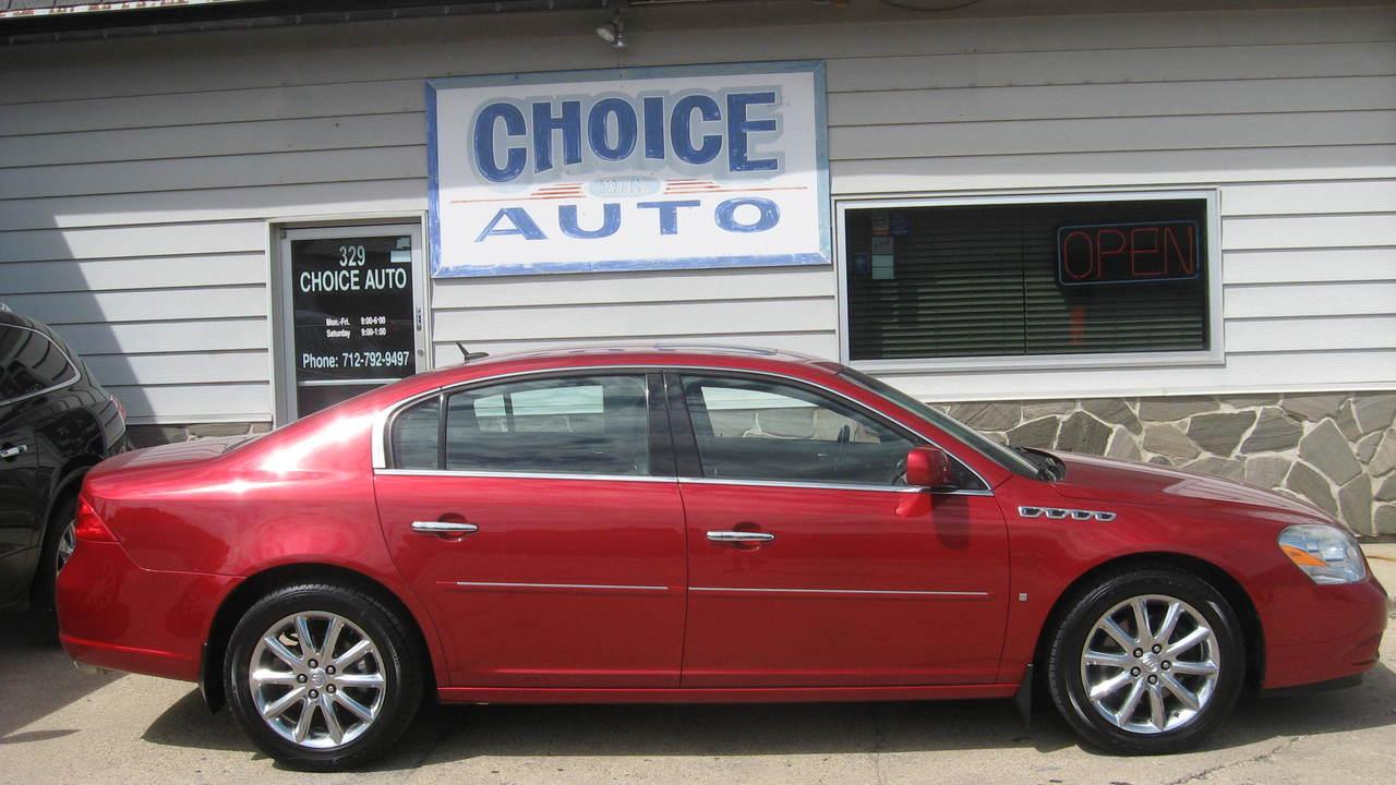 2007 Buick Lucerne  - Choice Auto