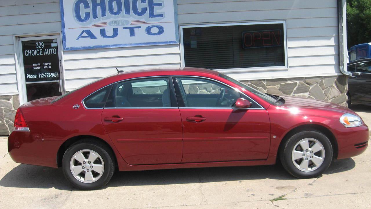 2007 Chevrolet Impala  - Choice Auto