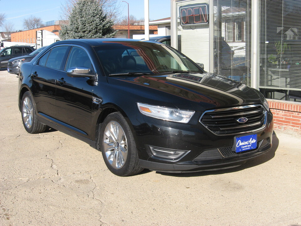 2014 Ford Taurus Limited  - 161253  - Choice Auto