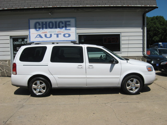 2008 Chevrolet Uplander Lt W 1lt Stock 160274