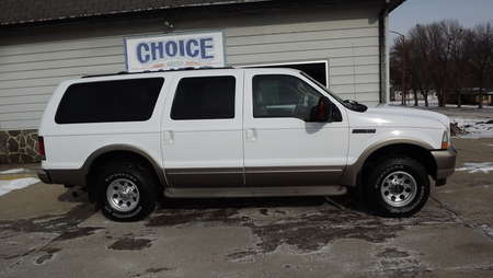 2004 Ford Excursion Eddie Bauer for Sale  - 160609  - Choice Auto
