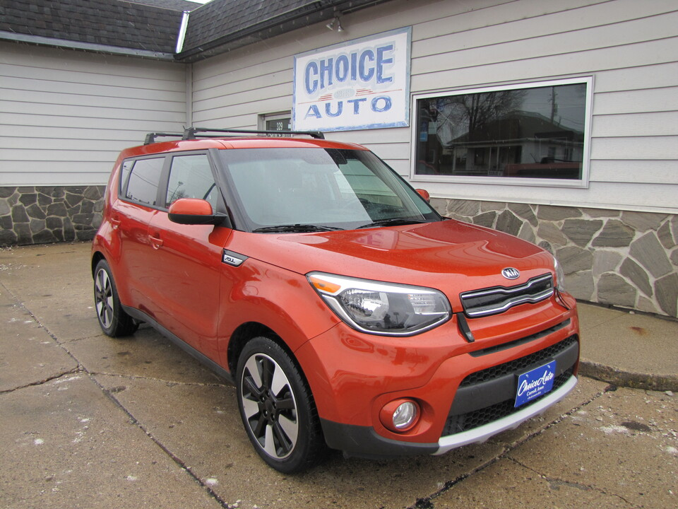 2019 Kia Soul +  - 161292  - Choice Auto