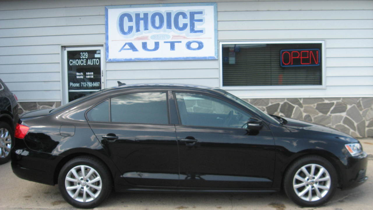 2011 Volkswagen Jetta Sedan  - Choice Auto