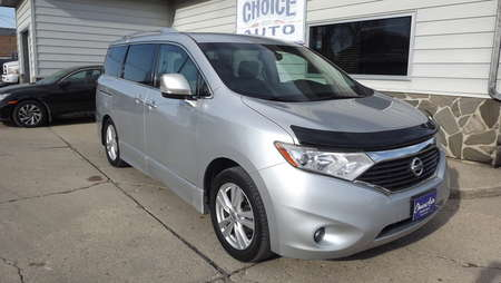 2011 Nissan Quest SL for Sale  - 160949  - Choice Auto