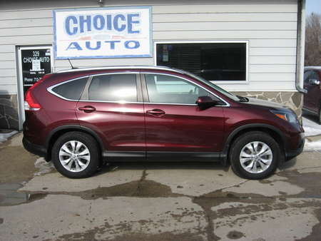 2013 Honda CR-V EX-L for Sale  - 160629  - Choice Auto