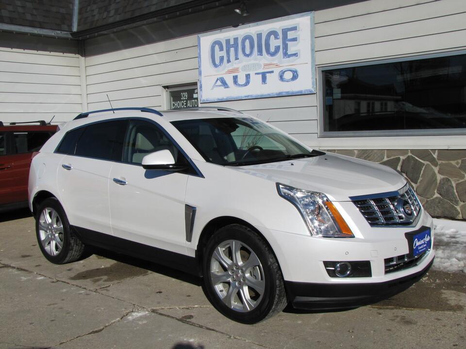 2016 Cadillac SRX Premium Collection  - 161298  - Choice Auto