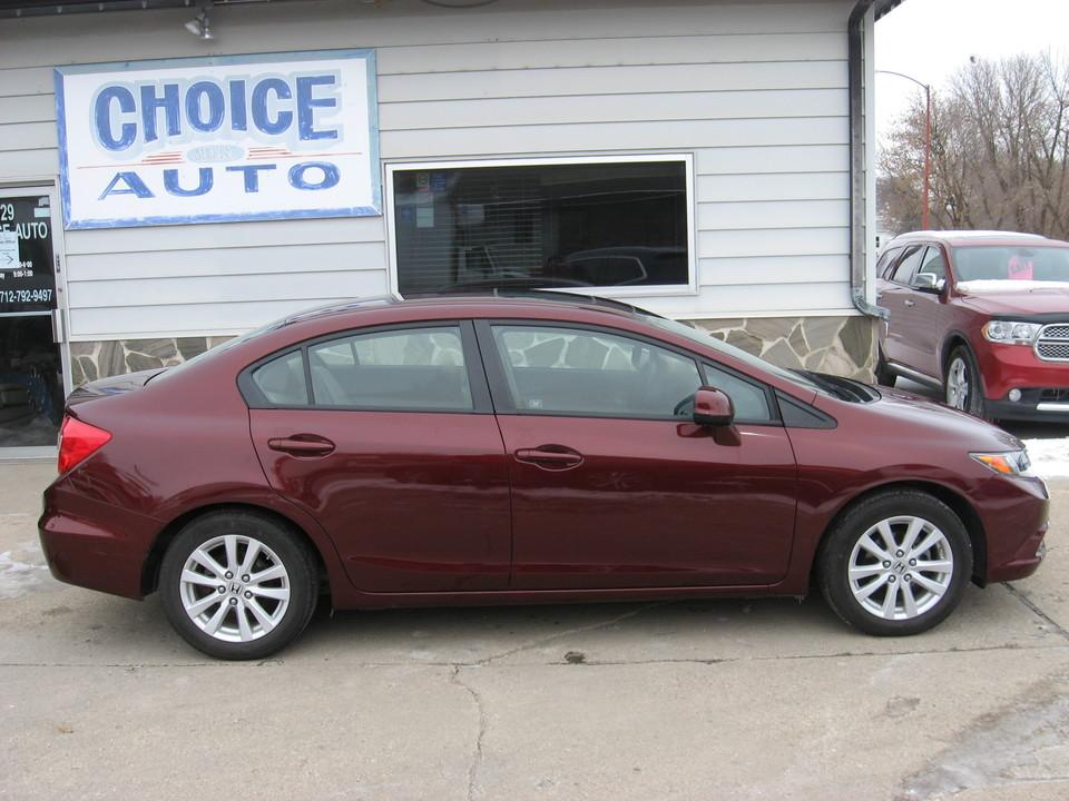 2012 Honda Civic  - Choice Auto