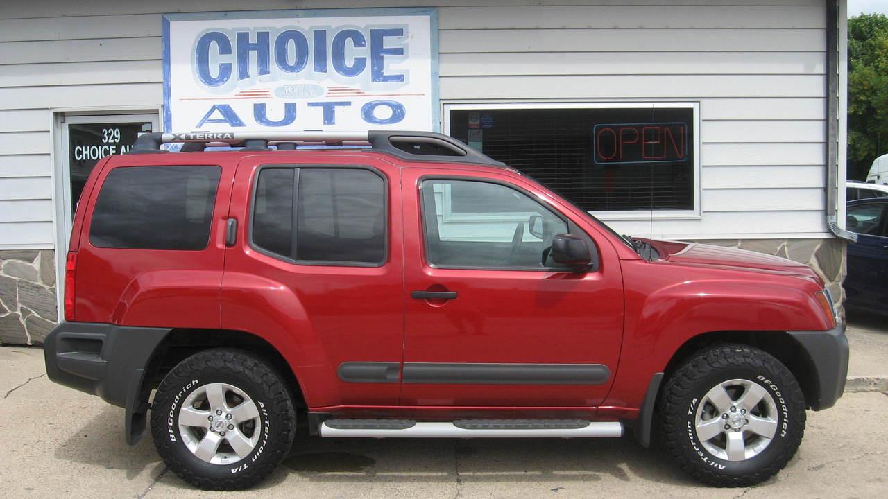 2011 Nissan Xterra  - Choice Auto