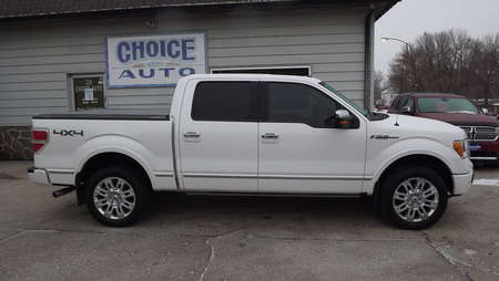 2010 Ford F-150 Platinum for Sale  - 160606  - Choice Auto