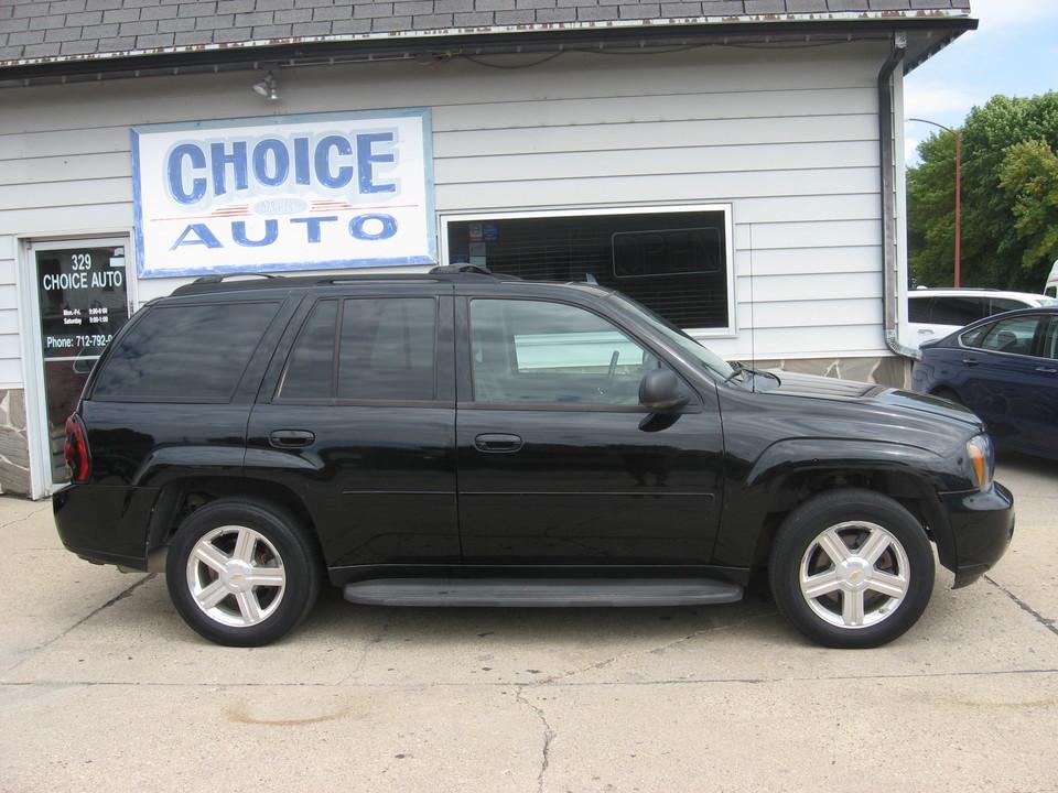 2007 Chevrolet TrailBlazer  - Choice Auto
