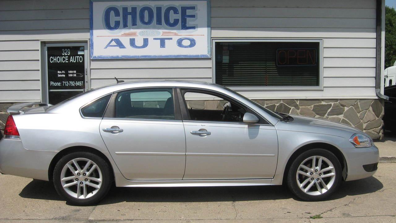 2012 Chevrolet Impala  - Choice Auto