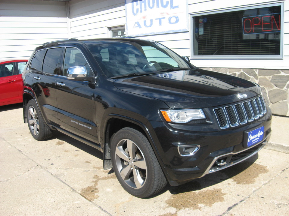 2015 Jeep Grand Cherokee  - Choice Auto