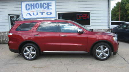 2013 Dodge Durango Citadel for Sale  - 1960521  - Choice Auto
