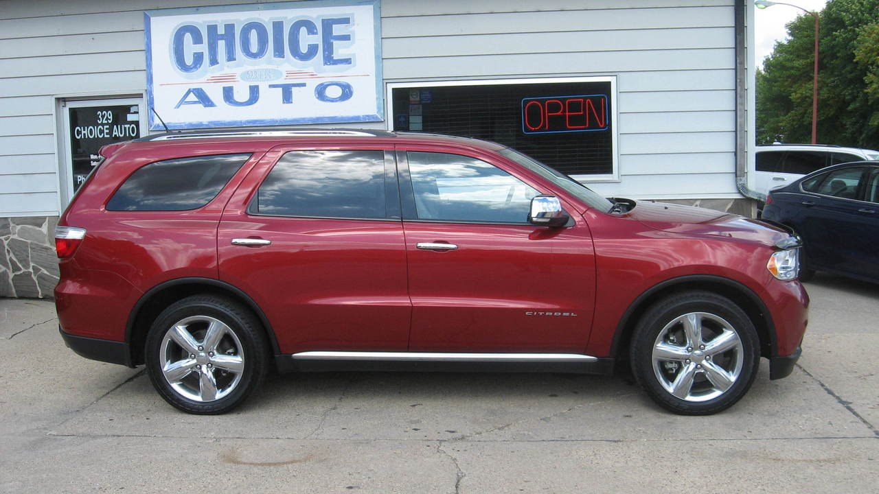 2013 Dodge Durango  - Choice Auto