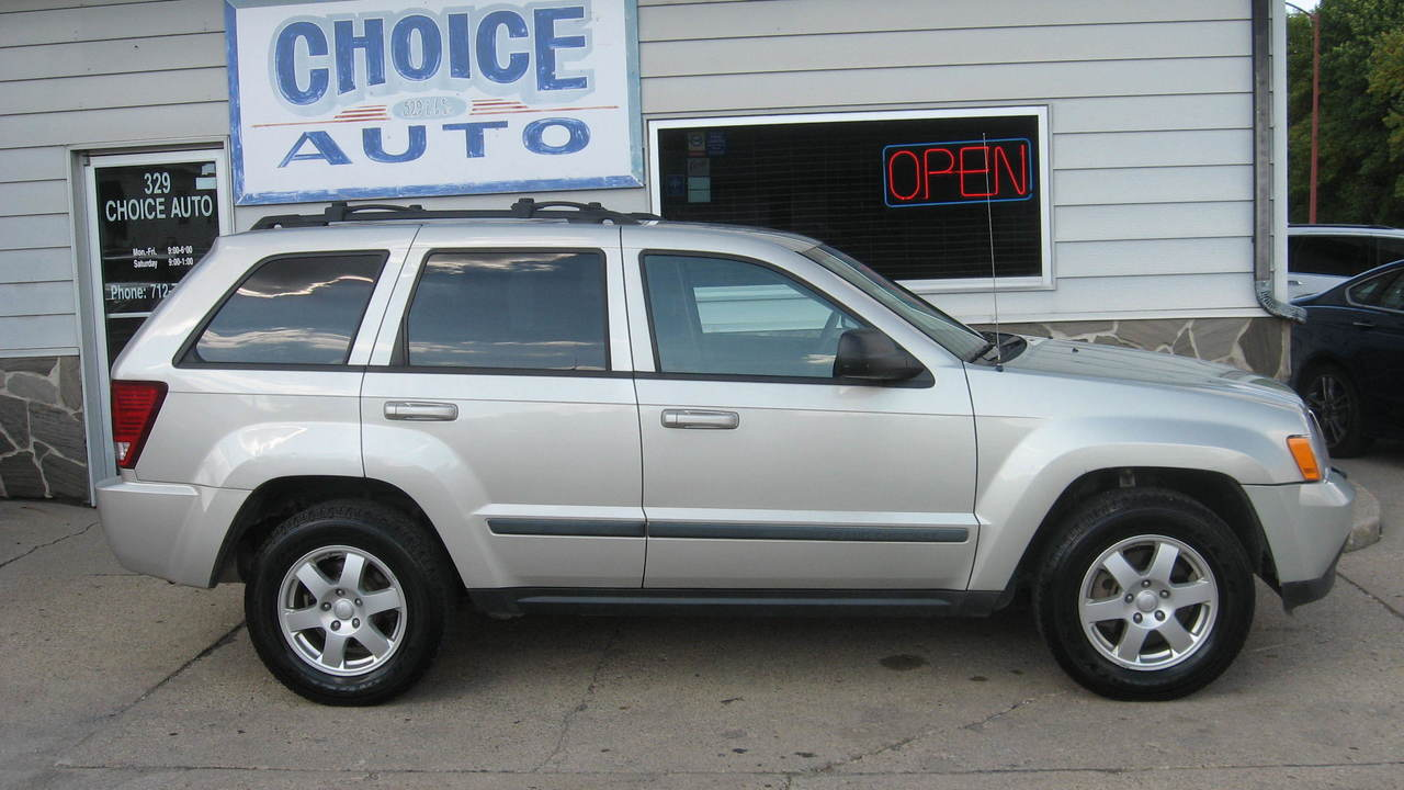 2009 Jeep Grand Cherokee  - Choice Auto
