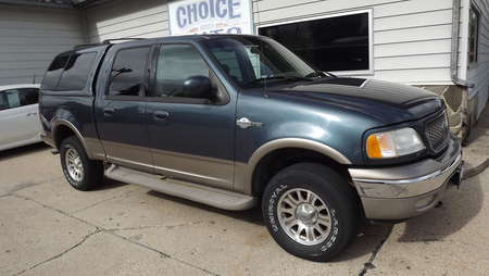 2002 Ford F-150 King Ranch for Sale  - 160866  - Choice Auto